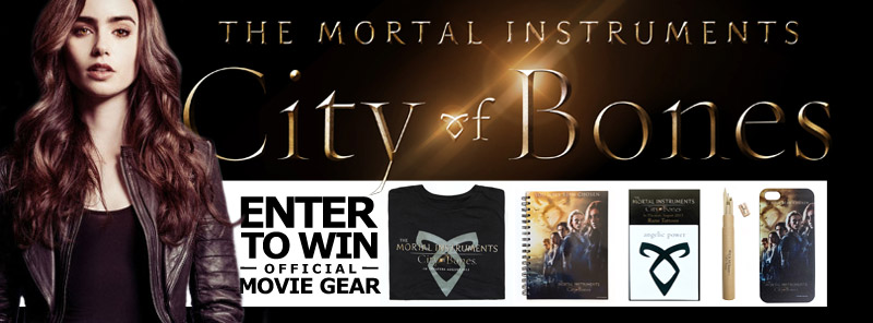 The Mortal Instruments Prize Pack!